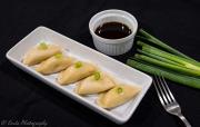 pierogi-scallions-sauce